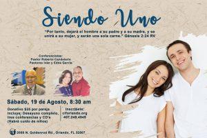 Siendo Uno @ Centro Internacional de la Familia | Orlando | Florida | United States